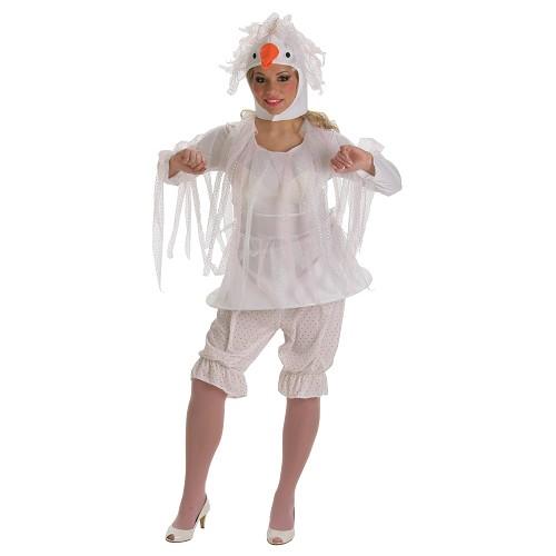 Disfraz Adulto Cigüeña Mujer