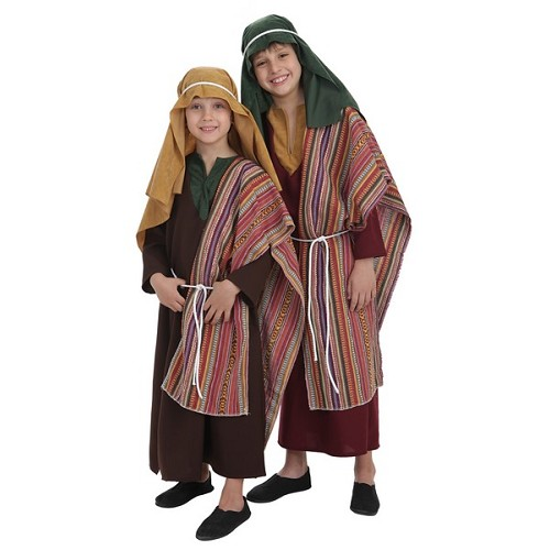 Costume enfant robe hébraïque