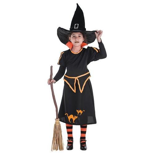 Costumes pour enfants sorcière Carol
