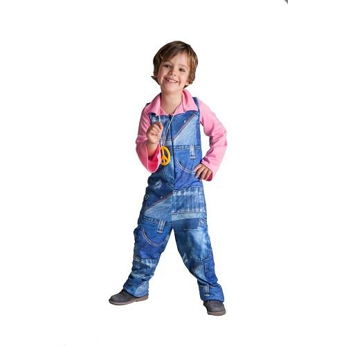 Disfraz Hippie Vaquero Niño