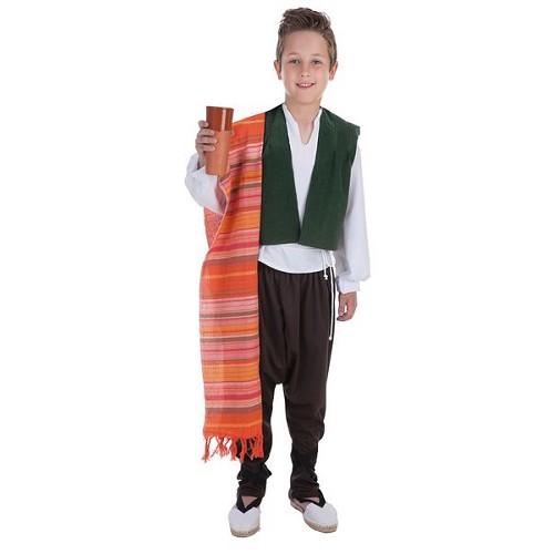 Vigneron de costumes pour enfants