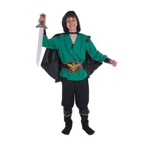 Costume enfant guerrier