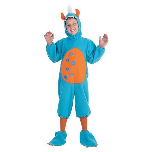 Bleu de costume enfant Monster