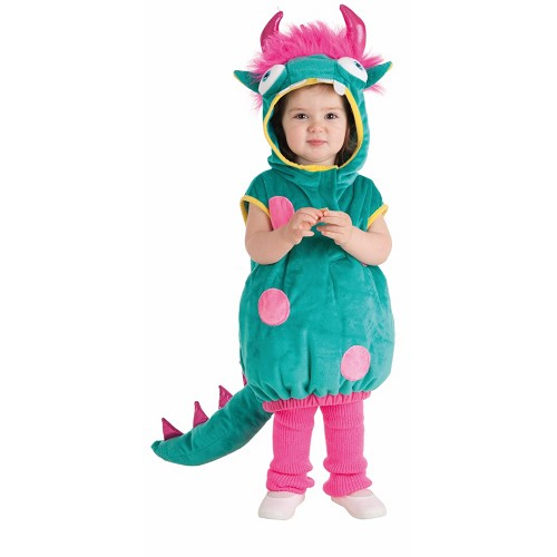 Disfraz Dragón Verde Bebe (0 a 12 meses)