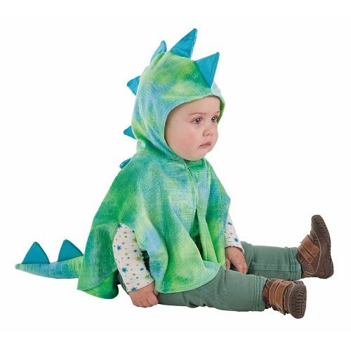 Disfraz Dino Verde Bebe (0 a 12 meses)