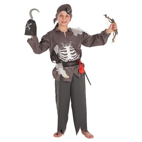 Enfant Costume enfant pirate Skelet