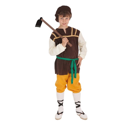 Costume enfant Masero