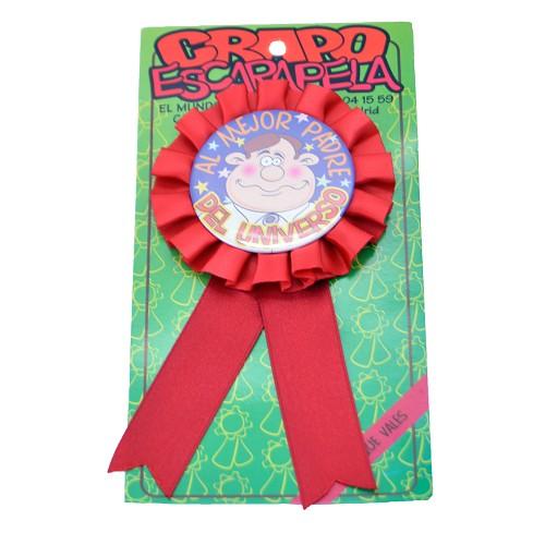 """Medalla """"1Er Premio Al Mejor Padre Del Universo"""""""