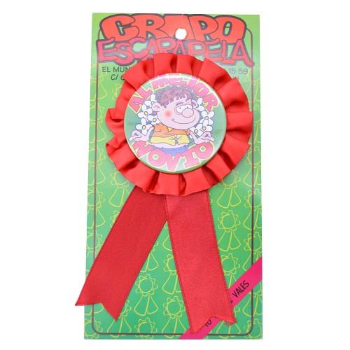 "Medalla ""1Er Premio Al Mejor Novio"""