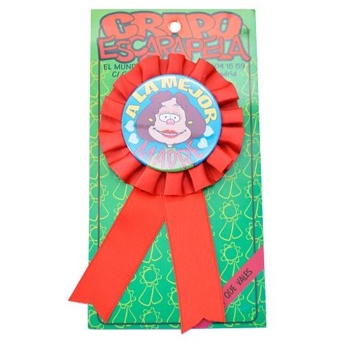 """Medalla """"1Er Premio A La Mejor Madre"""""""