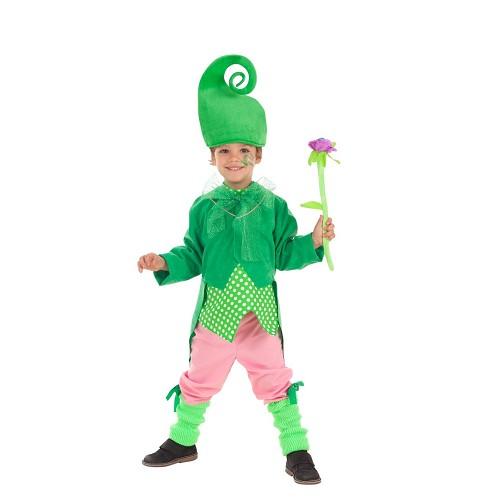 Pour enfants costumes Duende Del Bosque