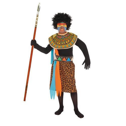 Costume enfant africain