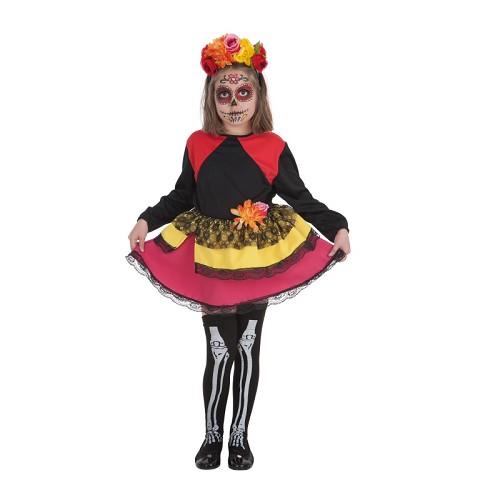 Costume Catrina Enfance
