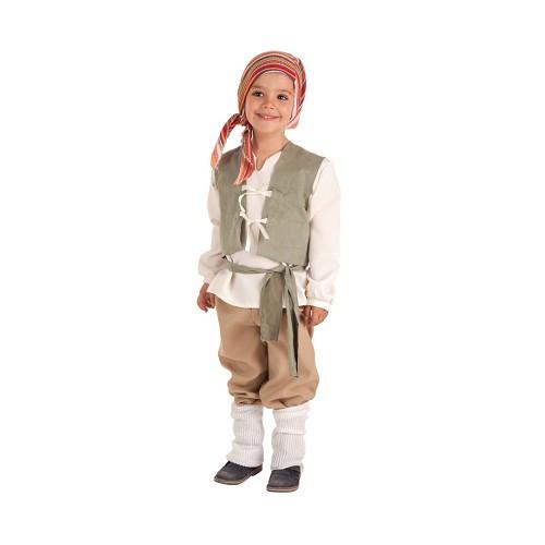 Disfraz Infantil Campesino Carlos