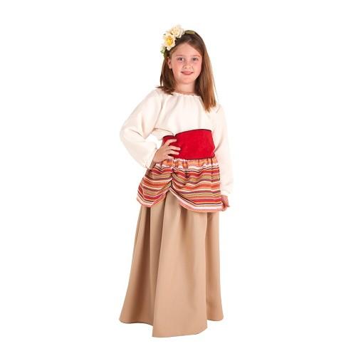 Costume enfant de Carlota paysan
