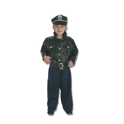 Costume police enfant