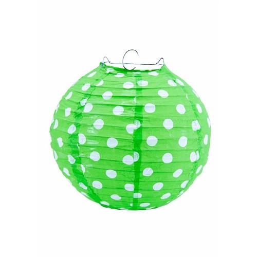 Farolillo Verde Lunares 0.14 cm