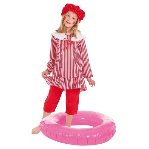 Disfraz Bañista Niña Infantil