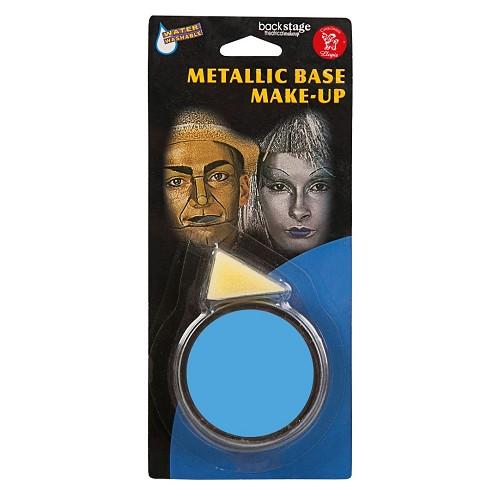 Pot Maquillage Bleu
