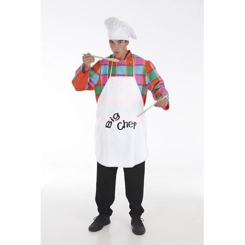 Disfraz Cocinero Chef Adulto