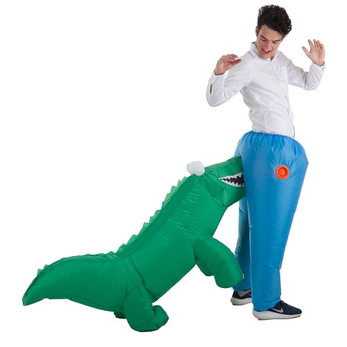 Costume gonflable Dino âne Muerde