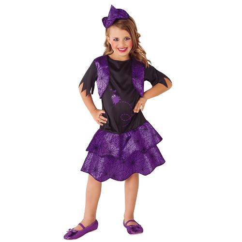 Costume de sorcière fille Granuja