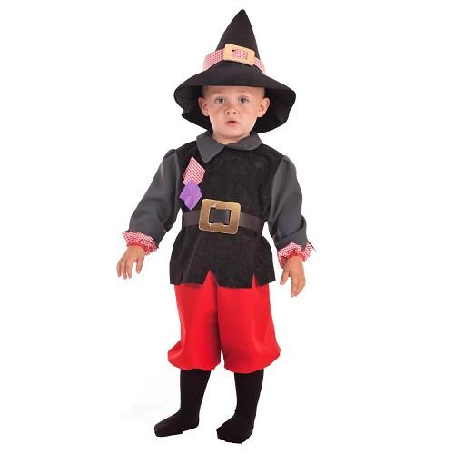 Disfraz Brujo Arthur (1-2 Años)