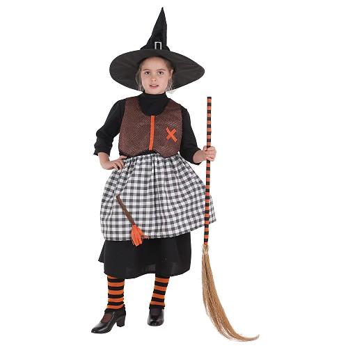 Balai de sorcière costumes pour enfants