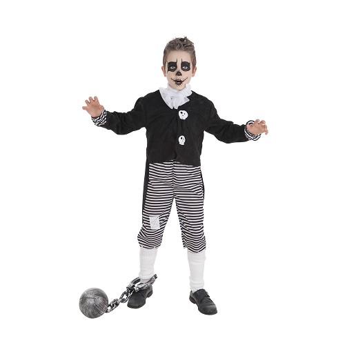 Costume enfant garçon Skelet