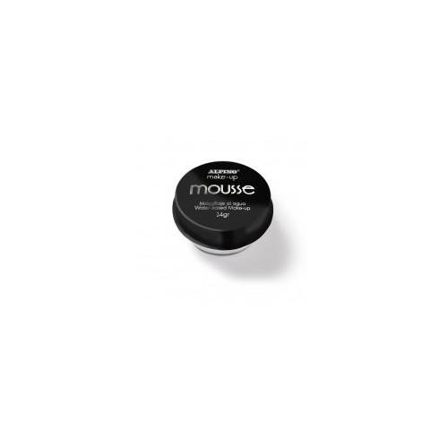 Maquillaje Mousse Negro
