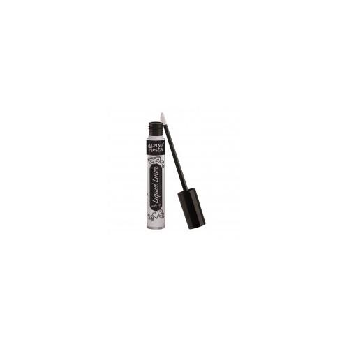 Maquillaje Liquid Liner, Blanco & Negro 2 unidades