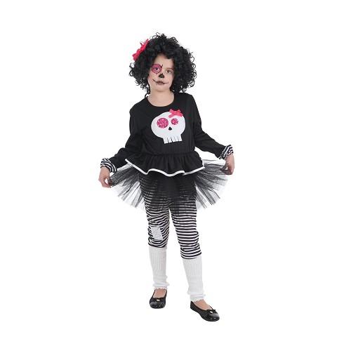 Pour enfants costumes Skeleta