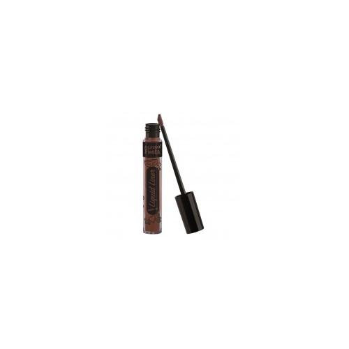 Maquillaje Liquid Liner, Naranja & Marron 2 unidades