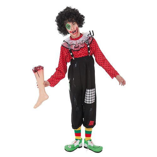 Costume enfant de Zombie clown