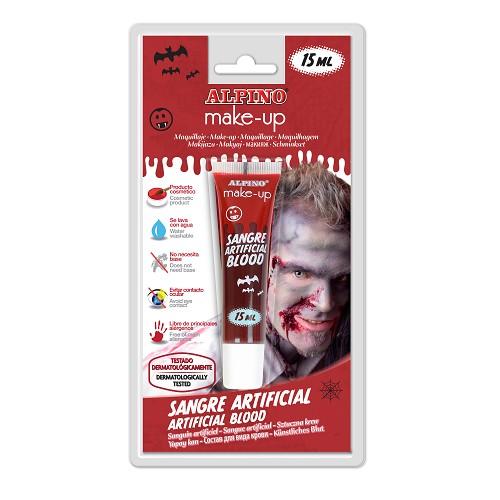 Tubo Sangre Artificial