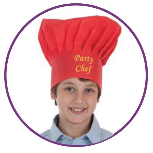 Gorra Cocinero Mediano