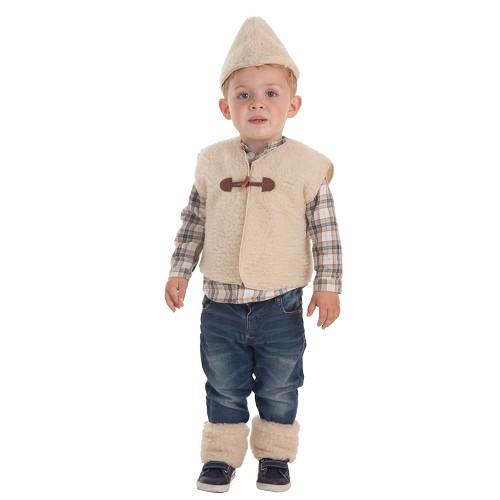 Disfraz Pastor Chaleco Bebe (1-2 Años)