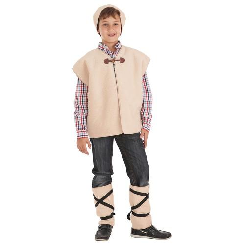 Disfraz Pastor Chaleco Infantil