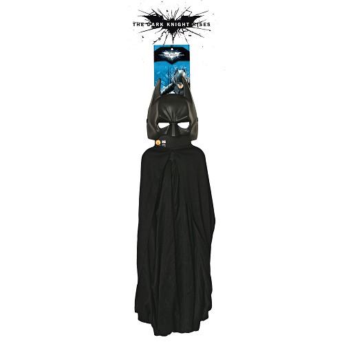 Disfraz Capa Mascara Batman Tdk Infantil
