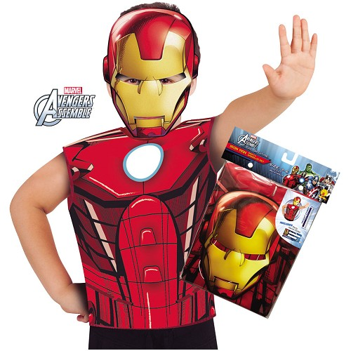 Iron Man Partytime Set Infantil