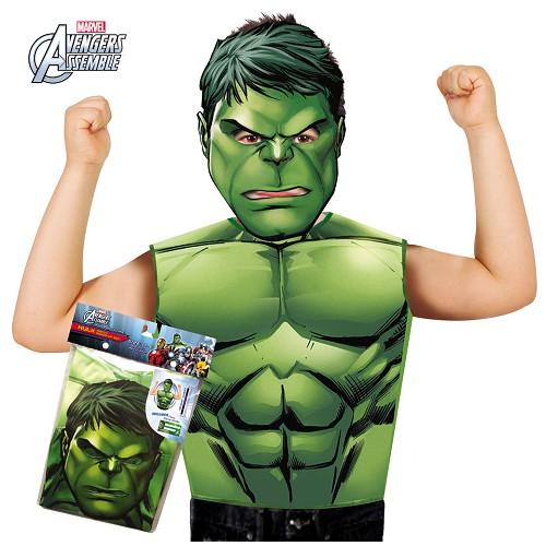 Hulk Partytime Set Infantil