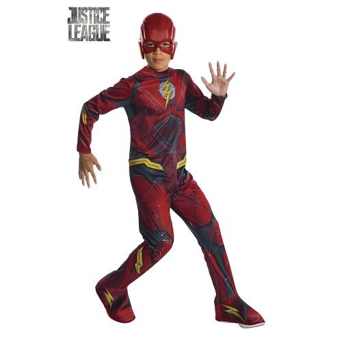 Disfraz Flash Jl Movie Classis Infantil