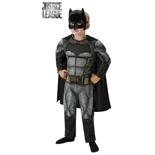 Disfraz Batman Jl Movie Delux Infantil