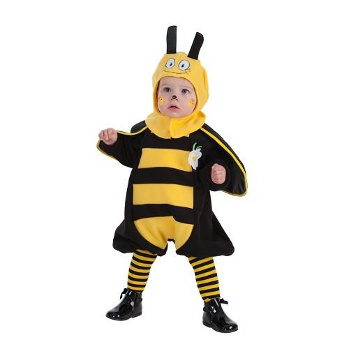 Disfraz Abeja Loca Bebe ( 0 a 12 meses )