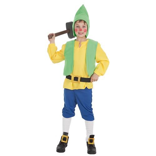 Costume d'Inf. Nain jaune