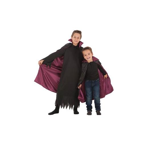 Capa Vampiro Doble Infantil