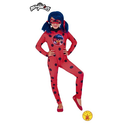 Disfraz Ladybug Miraculous Infantil