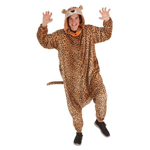 Disfraz Pijama Leopardo Cheetah T-Xl