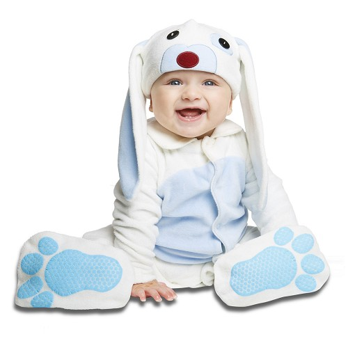 Disfraz Conejito Chupete Bebé ( 0 A 12 Meses )