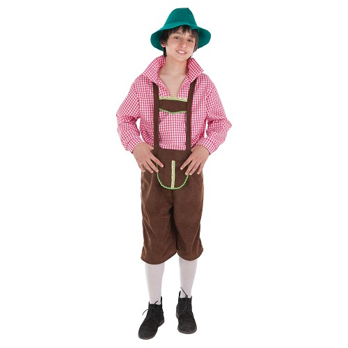 Costume enfant tyrolien